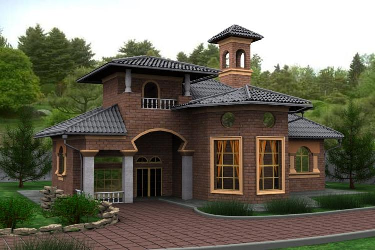 Дом за городом под ключ